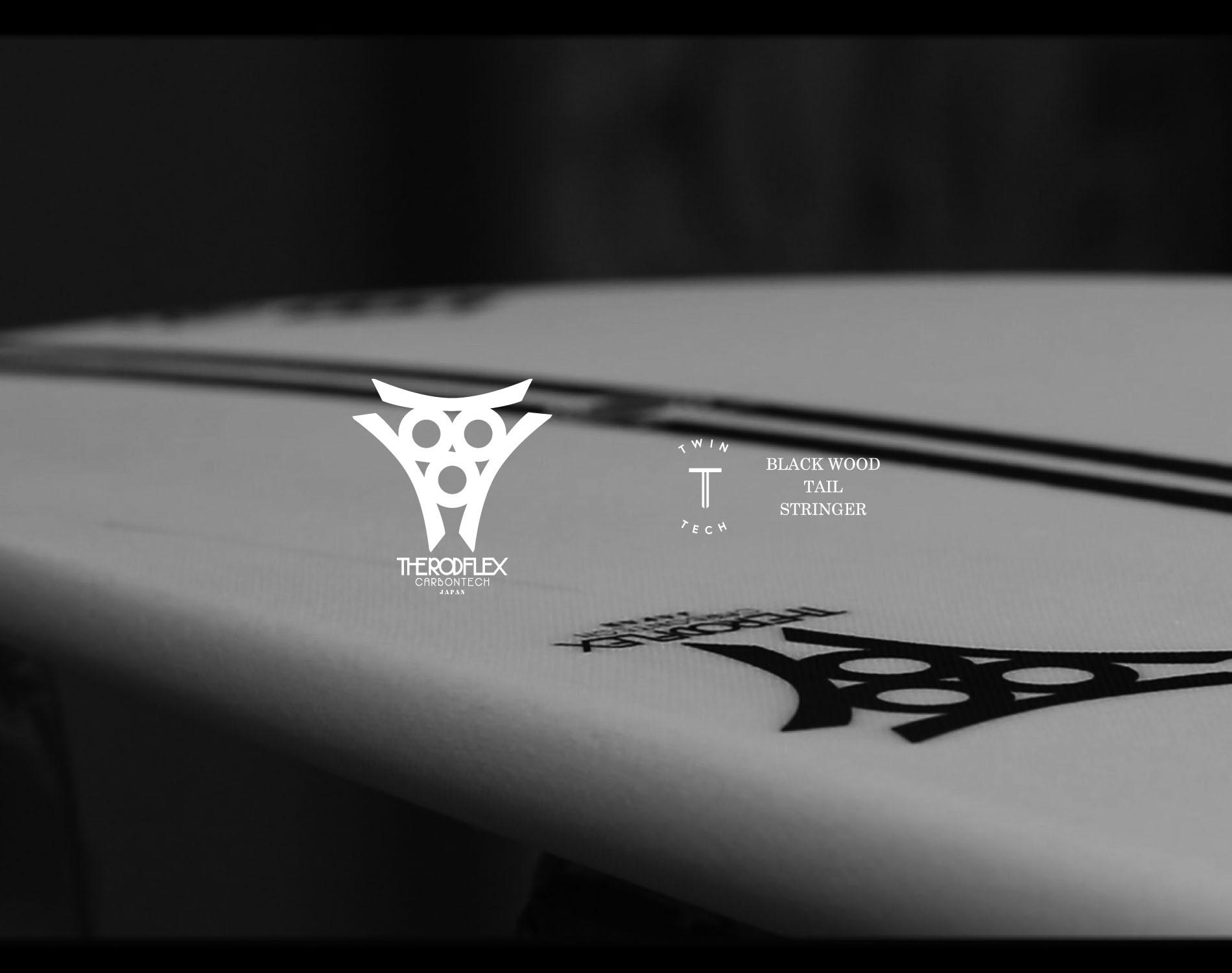 ジャスティスサーフボード 2020 THE ROD FLEX TECH